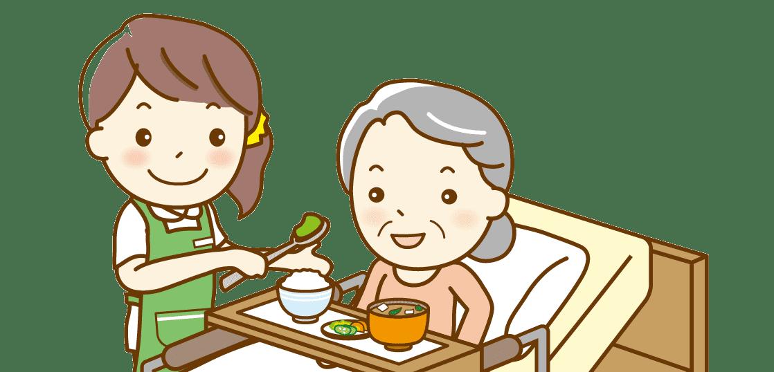 介護_看病_高齢者