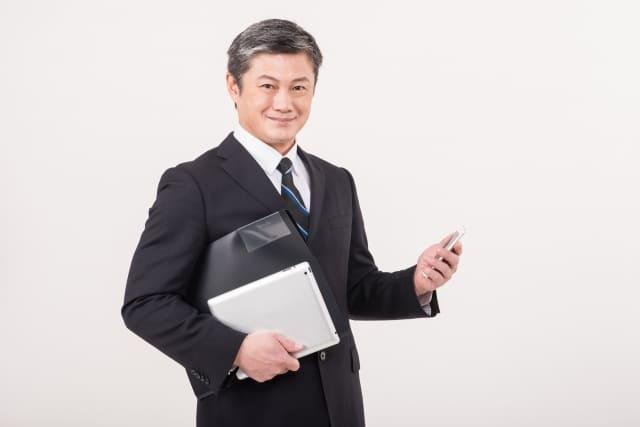経営者のイメージ